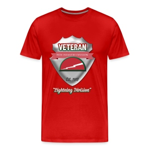Veteran 78th Infantry Division - Men's Premium T-Shirt