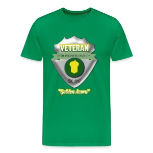 Veteran 87th Infantry Division - Men's Premium T-Shirt