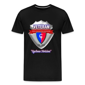 Veteran 38th Infantry Division - Men's Premium T-Shirt