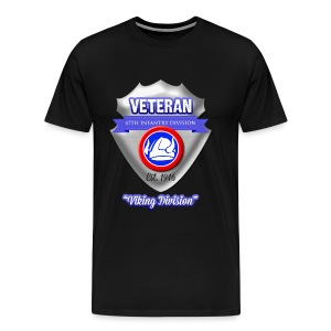 Veteran 47th Infantry Division - Men's Premium T-Shirt