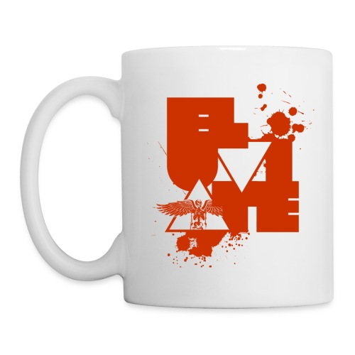 Eluviate skull artwork - Coffee/Tea Mug