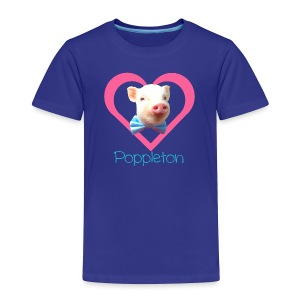 Poppleton Toddler - Toddler Premium T-Shirt
