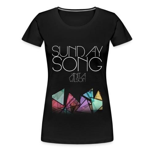 Sunday Song - Women's Premium T-Shirt