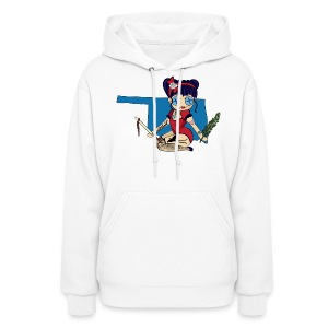 Oklahoma Women's Hooded Sweatshirt - Women's Hoodie