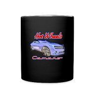 Mugs & Drinkware ~ Full Color Mug ~ 2013 Hot Wheels Camaro Mug