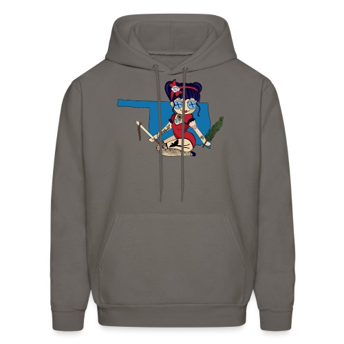 Oklahoma Men's Hooded Sweatshirt - Men's Hoodie