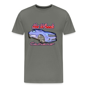 2013 Hot Wheels Camaro Tee Reg & Big - Men's Premium T-Shirt