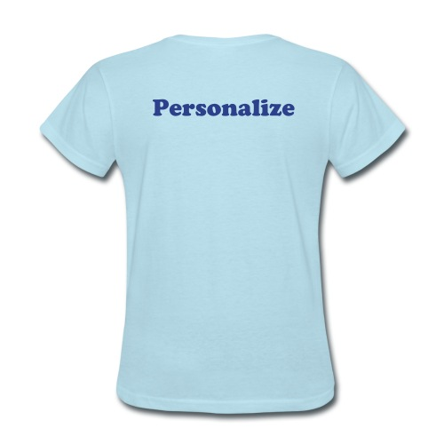 Oklahoma Women's Relaxed Fit T-Shirt *PERSONALIZE NAME* - Women's T-Shirt