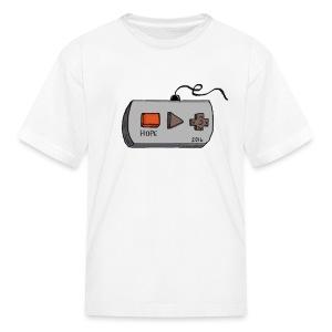 Hopeathlon Joypad 2016 Kid's - Kids' T-Shirt