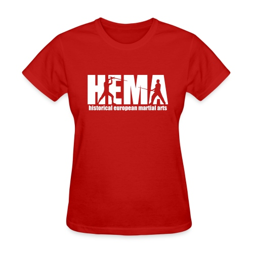 HEMA women black - Women's T-Shirt