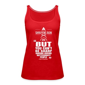 NO BUTTERKNIVES ALLOWED - Women's Premium Tank Top