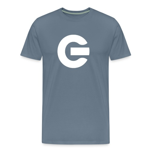 NextGenUpdate T-Shirt - Mid Grey - Men's Premium T-Shirt