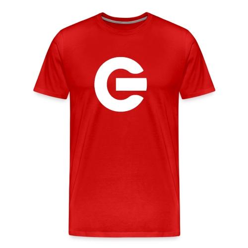 NextGenUpdate T-Shirt - Red - Men's Premium T-Shirt