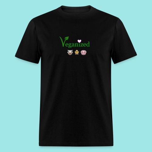 Veganized Men - Men's T-Shirt