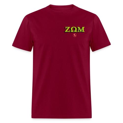 Zeta Omega Mu Men's T-Shirt - Men's T-Shirt