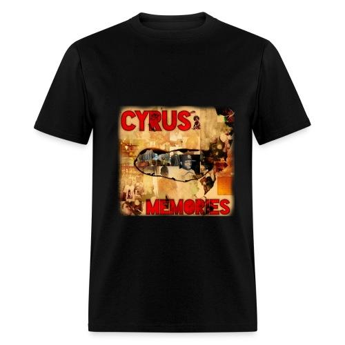 Men's CYRUS Memories T Shirt - Men's T-Shirt