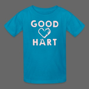Good Hart Michigan - Kids' T-Shirt