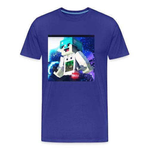 Progen Logo T-Shirt - Men's Premium T-Shirt
