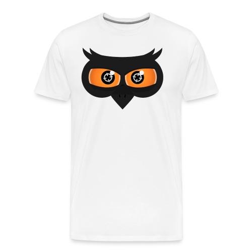 T-Shirt Homme Logo Tête  - T-shirt premium pour hommes