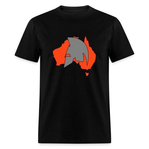 Australian Spartan T-shirt - Men's T-Shirt