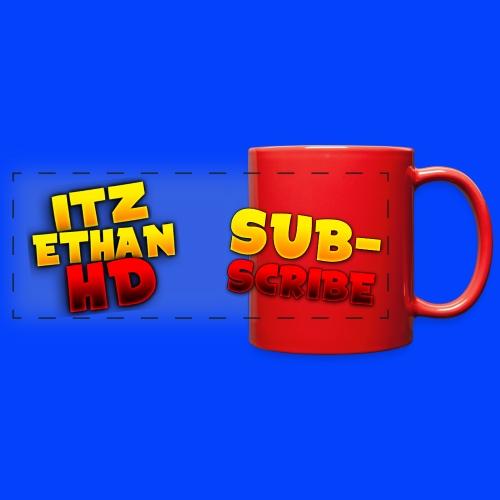 EthanHD Coffee Mug - Full Color Panoramic Mug