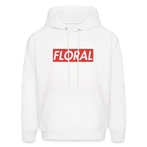 Floral Supreme Style Hoodie - Men's Hoodie