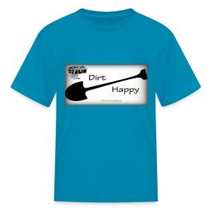 Dirt Happy - Kids' T-Shirt