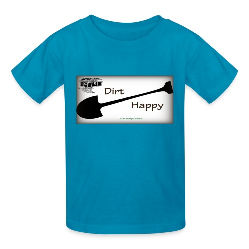 Dirt Happy - Kids' T-Shirt