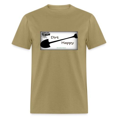 Dirt Happy - Men's T-Shirt
