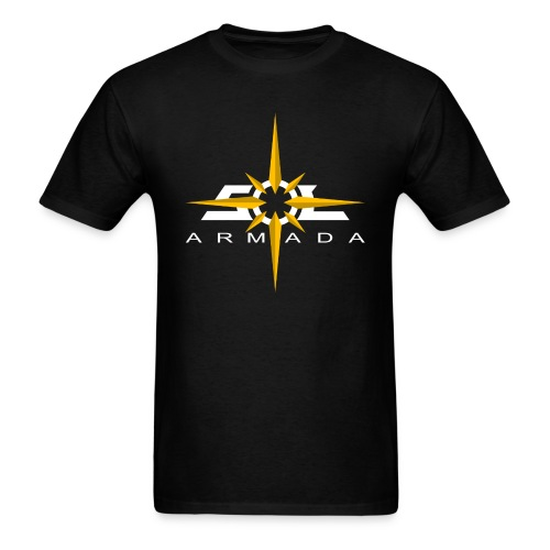 T-shirt, Front Logo Only - Men's T-Shirt