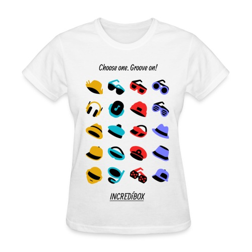 GROOVE ON ICONS WOMEN T-SHIRT - Women's T-Shirt