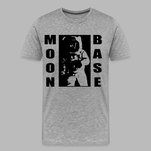 MoonBase - Men's Premium T-Shirt