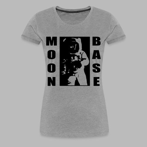 MoonBase - Women's Premium T-Shirt