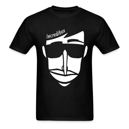 IMPRINT FACE T-SHIRT - Men's T-Shirt
