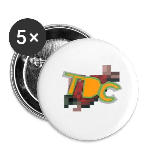 Button - TDC Logo 1 - Small Buttons