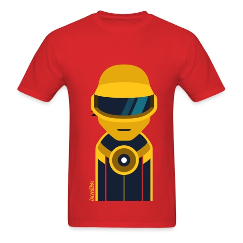 GOLD ROBOT T-SHIRT - Men's T-Shirt