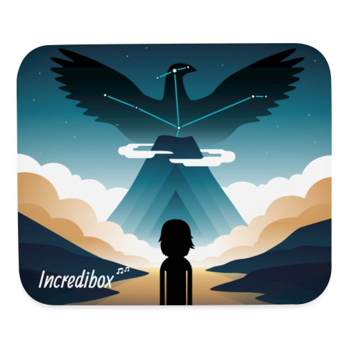 EAGLE MOUSE MAT - Mouse pad Horizontal