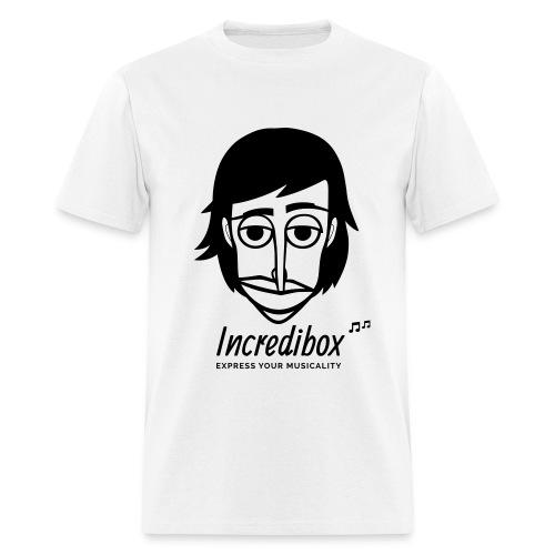 INCREDIBOX OFFICIAL T-SHIRT - Men's T-Shirt