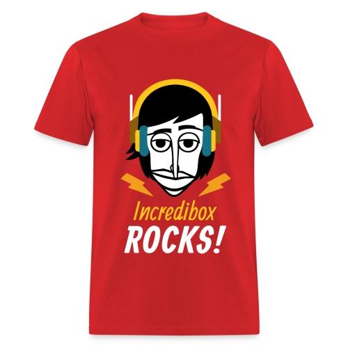 INCREDIBOX ROCKS T-SHIRT - Men's T-Shirt