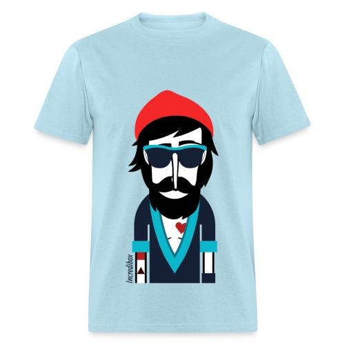 HIPSTER T-SHIRT - Men's T-Shirt