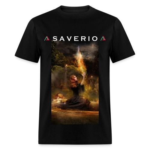 gothic girl fantasy - Men's T-Shirt