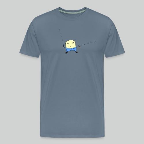 Pew Pew! - Men's Premium T-Shirt