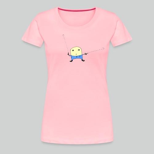 Pew Pew! (women's) - Women's Premium T-Shirt