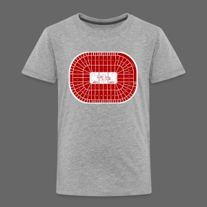 Joe Louis Arena Tribute Shirt - Toddler Premium T-Shirt