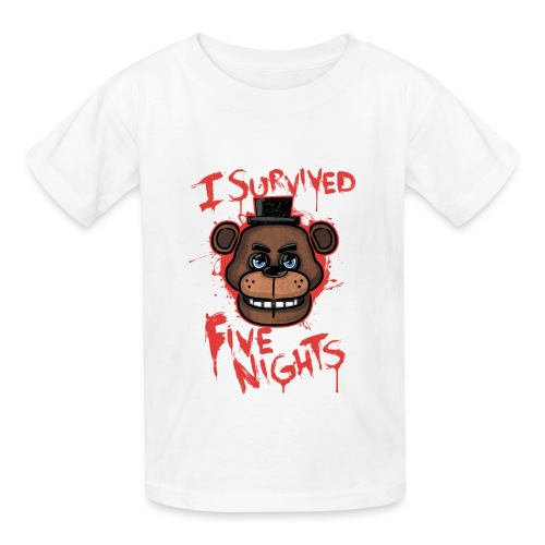 Five Nights At Freddy's - Kids' T-Shirt