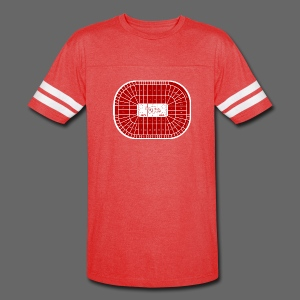 Joe Louis Arena Tribute Shirt - Vintage Sport T-Shirt