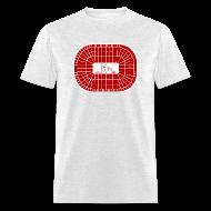 T-Shirts ~ Men's T-Shirt ~ Joe Louis Arena Tribute Shirt