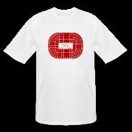 T-Shirts ~ Men's Tall T-Shirt ~ Joe Louis Arena Tribute Shirt