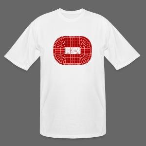 Joe Louis Arena Tribute Shirt - Men's Tall T-Shirt