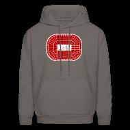 Hoodies ~ Men's Hoodie ~ Joe Louis Arena Tribute Shirt